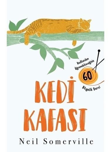 Morhipo kitap Kedi Kafası Renkli